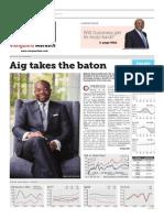 Vanguard Markets - September 29, 2014 Edition