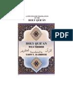 New Quran Translation - Chs 1 & 2