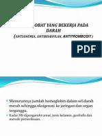 KP 11.19 Farmakologi Obat2 yg Bekerja Pada Darah.pptx