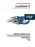 Modul Corel Draw