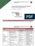O MAABE - metodologia de operacionalização-parte II