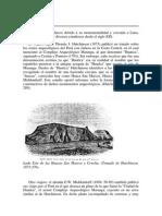 Antecedentes Huaca San Marcos