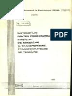 Prescriptie Energetica PE 111-2-92