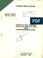 Prescriptie Energetica PE 111-4-85