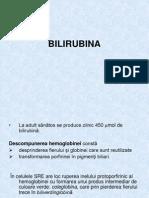 Curs 9 Metabolismul Bilirubinei.