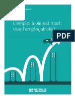 Note Vive Employabilite 2014
