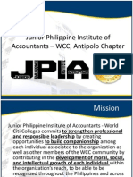 JPI BYLAWS Highlights Ppt