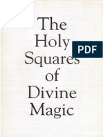 102987059 Pike Jason the Holy Squares of Divine Magic