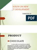 Presentation on New Product Devel0pment
