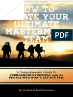 How to Create Your Ultimate Mastermind Team Workbook Final2
