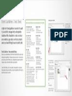 Brand Guidelines CheatSheet