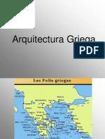 Historia Del Arte- Arquitectura Griega