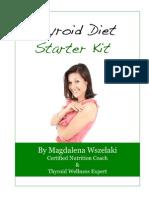 Thyroid Diet Starter Kit