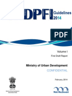 URDPFI Guidelines Vol I Draft-1 26.02.14