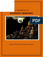 A Handbook of Pali Mantras. PDF