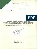 Prescriptie Energetica PE 109-81