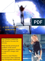 4. a New Type of Heroine