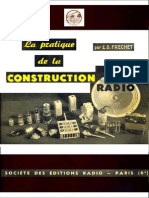 La Pratique de La Construction Radio