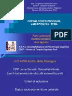 Obiettivi del Coping Power Program - SITTC 2014