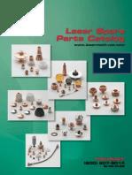 General Catalog Consumabile Piese-schimb Laser