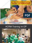 Training in Der Anaesthesie Rall