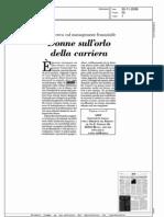 Recensione su Italia Oggi 30-11-09