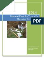 evidenciaguia3manualdetomademuestras-140714130439-phpapp01