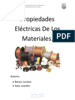 Propiedades Electricas. Borasi L. Gala Leandro