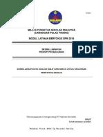 Trial Penang 2014 SPM Prinsip Perakaunan K1 K2 Skema