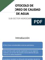 protocolo hidrocarburos
