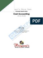 Cost Accounting B.N. Gaur