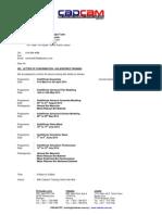 Senarai Dan Tarikh Kursus CAD IME 2014