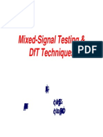 Mixed-Signal Test Problems