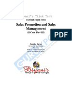 Updated Sales Promotion