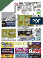 Gay Map Costa Del Sol Winter 2009-2010