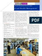 PhD Hospital and Health Management Flyer PhD H&HM (Sept 2014)