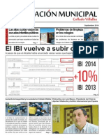 Información Municipal de Collado Villalba (Octubre 2014)