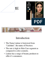 LAKME SALON to Be Printed Version1 (1) | Internal Rate Of Return