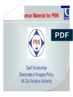 EASA Guidance Material for PBN