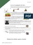 Dilatación y Propagacion de La Energia Por Calor
