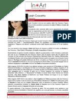 Leah Crocetto It CV