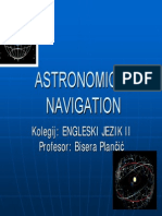 2-11 Astronomical Navigation