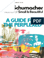 Guide for the Perplexed, A - E. F. Schumacher