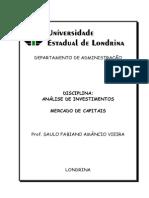 Apostila Mercado de Capitais - Final