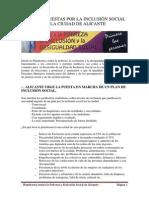 12 Ideas Por La Inclusion en Alicante