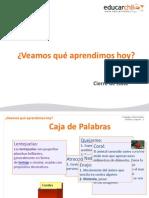 PPT Cierre Primero Clase1