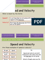 velocity and acceleration teacher1