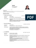 Gen Resume