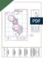 Peta Jaringan Jalan kabupaten Sangihe 2014