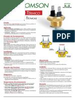 InfTecnica Interruptor TÉRMICO Portugues 1